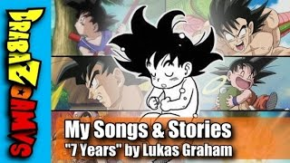 My Songs & Stories | DBZ AMV |