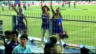 KKR Cheerleaders IPL
