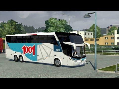 Euro Truck Simulator 2 10 Mod de Terminal de ônibus e Rodoviária Parte 1