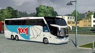Euro Truck Simulator 2 #10 Mod de Terminal de ônibus e Rodoviária - Parte 1