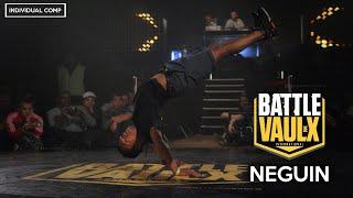 Bboy Neguin at Battle de Vaulx 2016