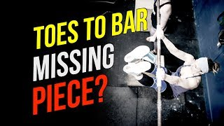 Toes To Bar Tips (Critical Piece for Kipping Toes To Bar)
