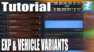 VEHICLE VARIANTS GUIDE - Hearts of Iron 4 (HOI4)