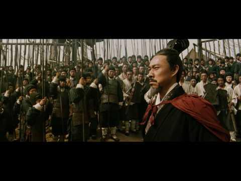 Red Cliff Official HD Trailer John Woo Film