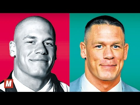 John Cena | From 6 To 40 Years Old