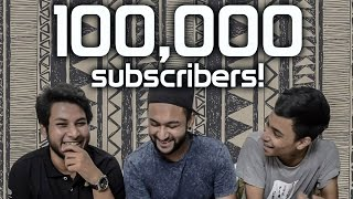 Throwback to 100,000 - BhaiBrothers LTD.