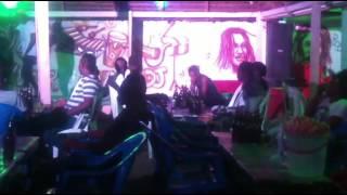Adam's Cote d'Ivoire à l'Euro plage