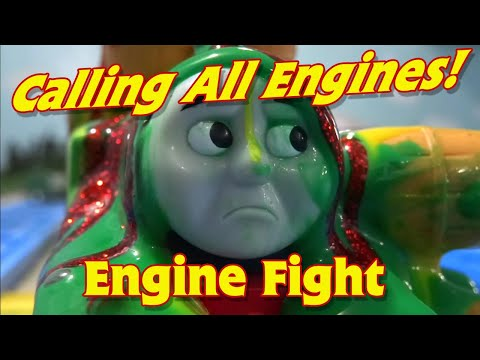 Tomy Calling All Engines Engine Fight