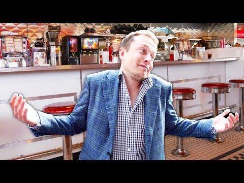 Xxx Mp4 Will Elon Musk Open The Best Retro Diner Ever Muskwatch W Kyle Hill Dan Casey 3gp Sex