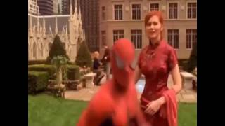 Funny spiderman khasi version
