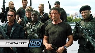 The Expendables 3 (2014 Movie - Sylvester Stallone) Official Featurette -
