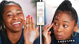 We Tried Color Changing Foundation • Ladylike