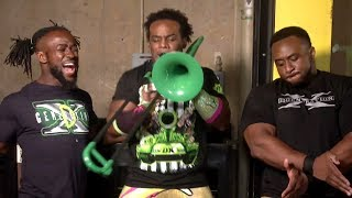 Behind the scenes of WWE's D-Generation X tribute
