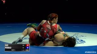 139 f, Teshya Alo, HI vs Ashlynn Ortega, CO