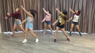 Kpop Cardio Dance: A-ing by Oh My Girl