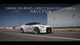 Taming the Beast: Liberty Walk GTR & Vicki Li