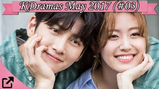 Currently Airing Korean Dramas May 2017