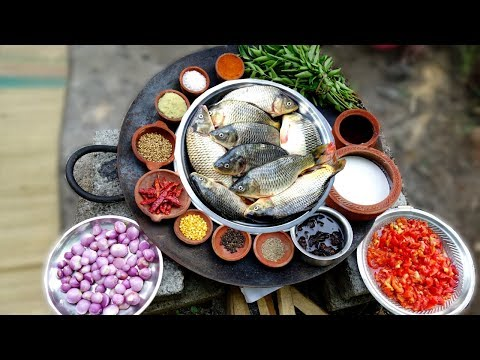Xxx Mp4 Amazing Fish Curry Cooking In My Village Yummy Taste Fish Curry 3gp Sex