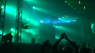 David Guetta - Let Her Go (Passenger) (Live in Fortaleza - Brazil)