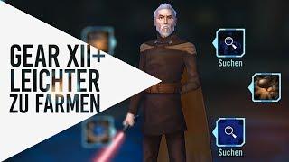 Gear XII+ Und Zetas Leichter Zu Farmen ▶ Updates ▷ Star Wars: Galaxy Of Heroes