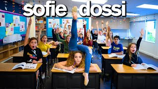 Sofie Dossi Shocks School with Surprise 10 Minute Photo Challenge