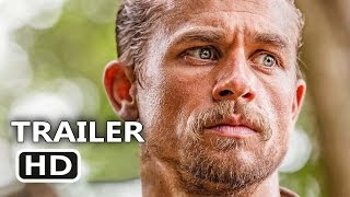 THE LOST CITY OF Z Official Trailer (2017) Charlie Hunnam, Robert Pattinson Action Movie HD