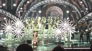 Homenaje a Juan Gabriel en el Latin American Music Awards 2016