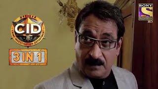 CID | Episodes 777 To 779 | 3 In 1 Webisodes