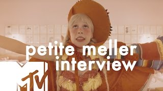 Mtv Push  Petite Meller Interview