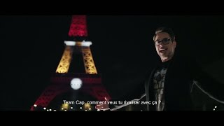 La Team Iron Man s'empare de la Tour Eiffel ! - Captain America : Civil War
