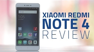 Redmi Note 4 Unboxing & Review