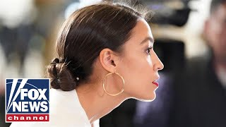 Ocasio-Cortez faces heat for Amazon canceling NYC plan