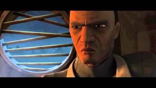 Star Wars: The Clone Wars - Captain Rex & Cut Lawquane vs commando droids [1080p]