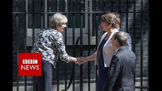 DUP agree deal to back Conservative government- BBC News