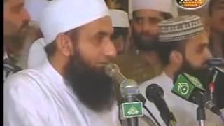 mulana tariq jameel shared Abdul Qadeer