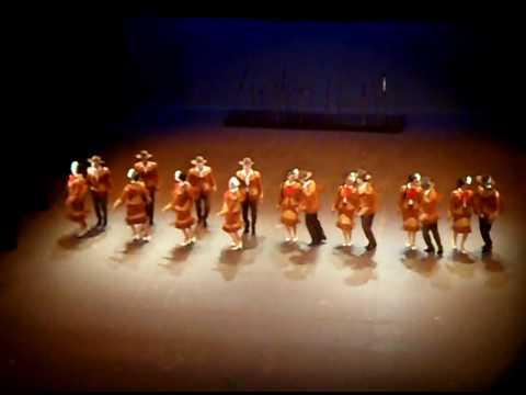 Ballet Folklorico Universitario de Tamaulipas