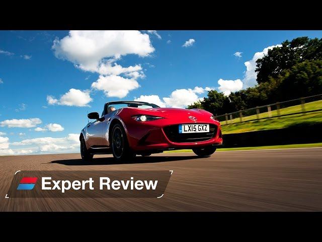 Mazda MX-5 car review