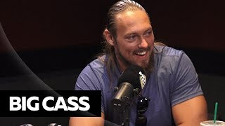 WWE 's Big Cass Gets Real On Big Show, His Love Life & SummerSlam
