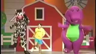 Barney Down on Grandpas Farm Song (1991 & 1992 Versions Mixed)