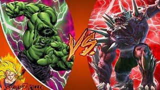 HULK vs DOOMSDAY! Cartoon Fight Club Episode 107 REACTION!!!