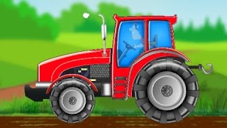 Tractor | Formation and Uses | Video for kids and Toddlers