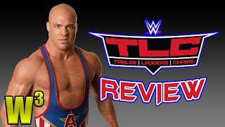 WWE TLC 2017 Review | Wrestling With Wregret