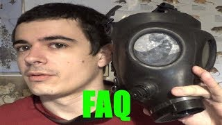 Another Gas Mask FAQ