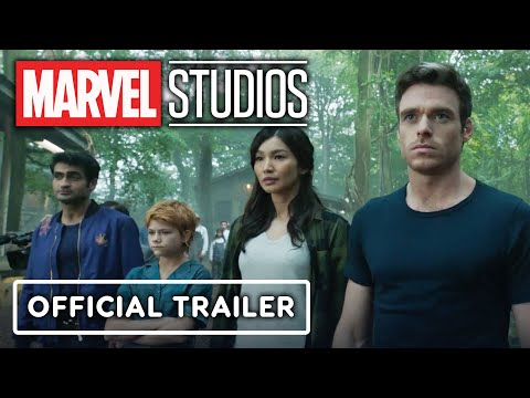 Marvel Studios Official MCU Phase 4 Trailer Eternals Black Panther Wakanda Forever & More