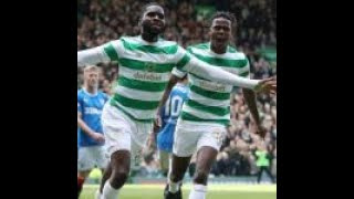 Odsonne Edouard signs four-year deal with Celtic