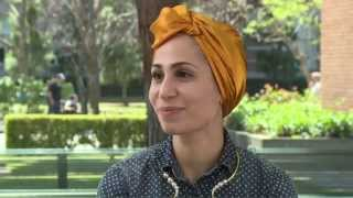 Author Tahereh Mafi on Ignite Me (Shatter Me) at 2015 L.A. Times Festival of Books
