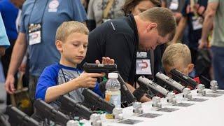 NRA-Kongress in Dallas: Das Jahrestreffen der Waffenfans