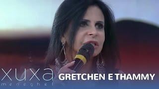 Gretchen diz quando Thammy se descobriu homossexual