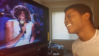 WHITNEY HOUSTON - Why Does It Hurt So Bad Live (REACTION)
