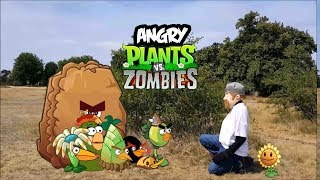 Angry Birds Plants Vs Zombies- Bowser12345